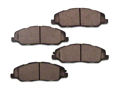 Power Stop Z26 Extreme Performance Ceramic Brake Pads - Front Pair (11-14 GT, V6)