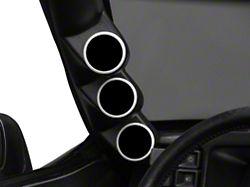 Auto Meter A-Pillar Triple Gauge Pod (87-93 Coupe)