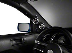 Auto Meter Replacement A-Pillar Dual Gauge Pod (10-14 Coupe)