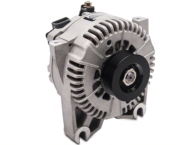 PA Performance High Output Alternator; 200 Amp (96-01 Cobra, Bullitt; 03-04 Mach 1)