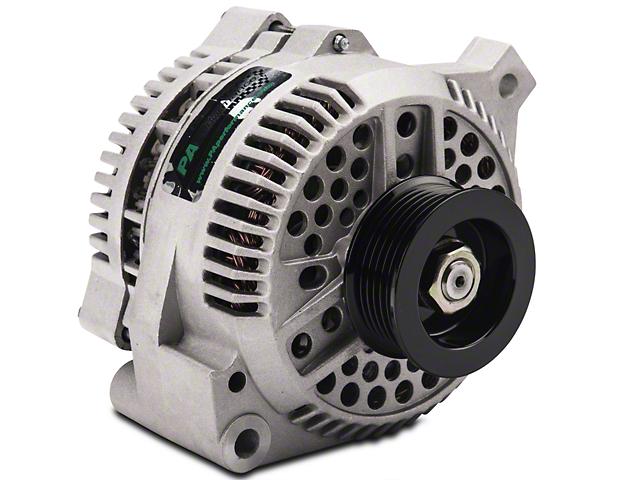 PA Performance High Output Alternator; 200 Amp (94-95 GT; 94-00 V6)