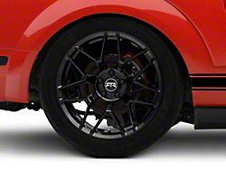RTR Tech 7 Black Wheel - 19x10.5 - Rear Only (05-14 All)