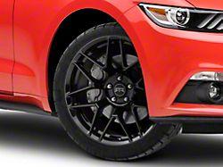 RTR Tech 7 Gloss Black Wheel; 20x9.5 (15-20 GT, EcoBoost, V6)