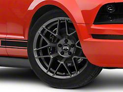 RTR Tech 7 Satin Charcoal Wheel - 19x9.5 (05-14 All)