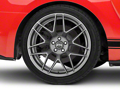 RTR Tech 7 Charcoal Wheel - 20x10.5 (15-18 All)
