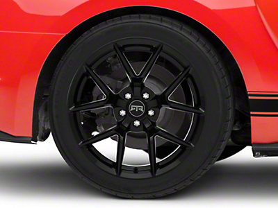 RTR Tech 5 Black Wheel - 19x10.5 (15-18 All)
