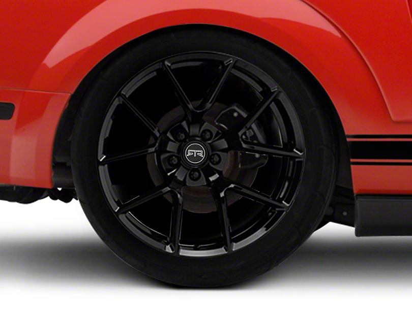 RTR Tech 5 Black Wheel - 20x10.5 (05-14 All)
