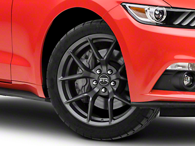 RTR Tech 5 Charcoal Wheel - 19x9.5 (15-17 All)