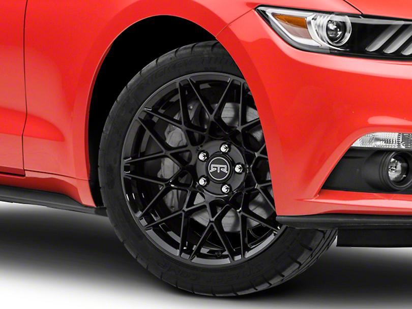 RTR Tech Mesh Black Wheel - 19x9.5 (15-19 All)