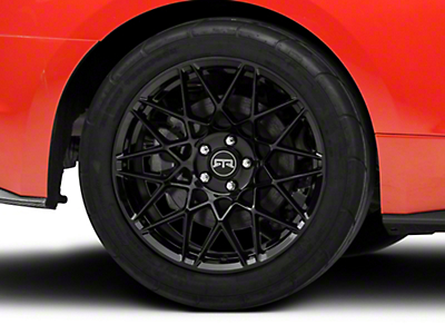 RTR Tech Mesh Black Wheel - 19x10.5 (15-18 All)