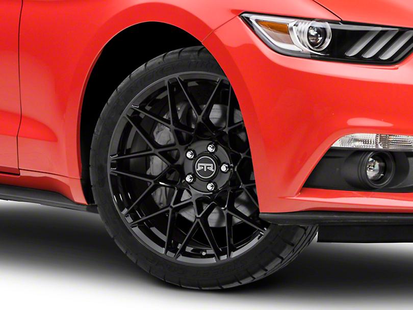 RTR Tech Mesh Black Wheel - 20x9.5 (15-18 All)