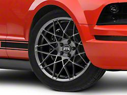 RTR Tech Mesh Satin Charcoal Wheel - 19x9.5 (05-14 All)