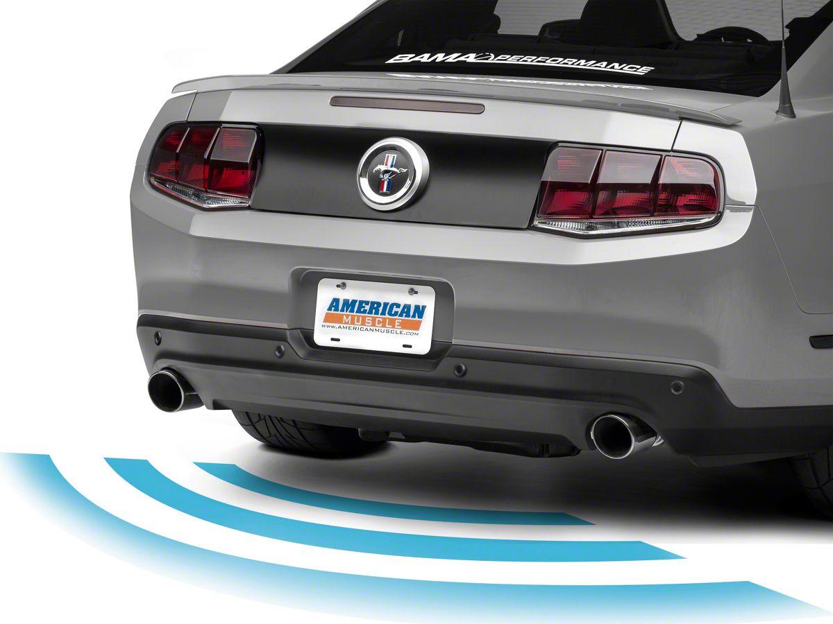Raxiom Rear Parking Sensors - Unpainted (05-14 All)