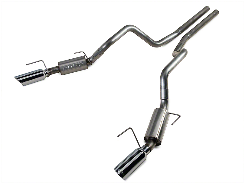 Borla Stinger S-Type Cat-Back Exhaust (2010 GT)