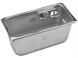 OPR Ashtray Insert; Stainless Steel (87-93 All)