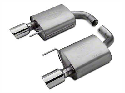 Ford Performance by Borla Sport Axle-Back Exhaust (15-17 GT)