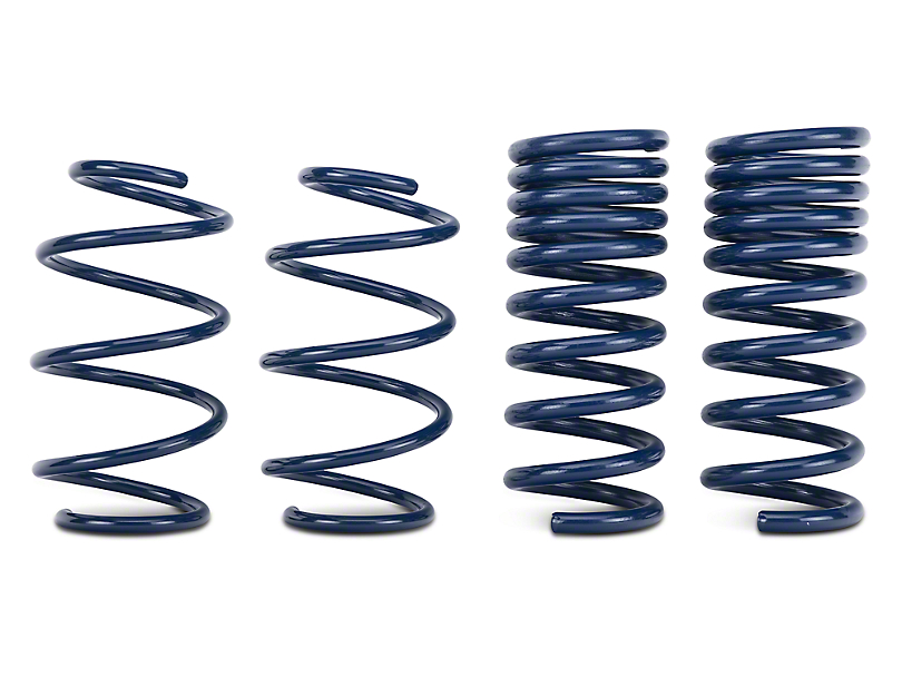 Ford Performance Street Lowering X-Springs (15-20 GT Fastback, EcoBoost Fastback w/o MagneRide)