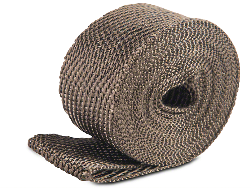 Heatshield Lava Exhaust Wrap - 2 in. x 15 ft.