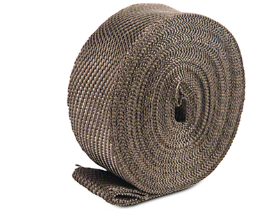 Heatshield Lava Exhaust Wrap - 2 in. x 50 ft.
