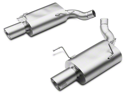 LTH Axle-Back Exhaust (05-10 GT)
