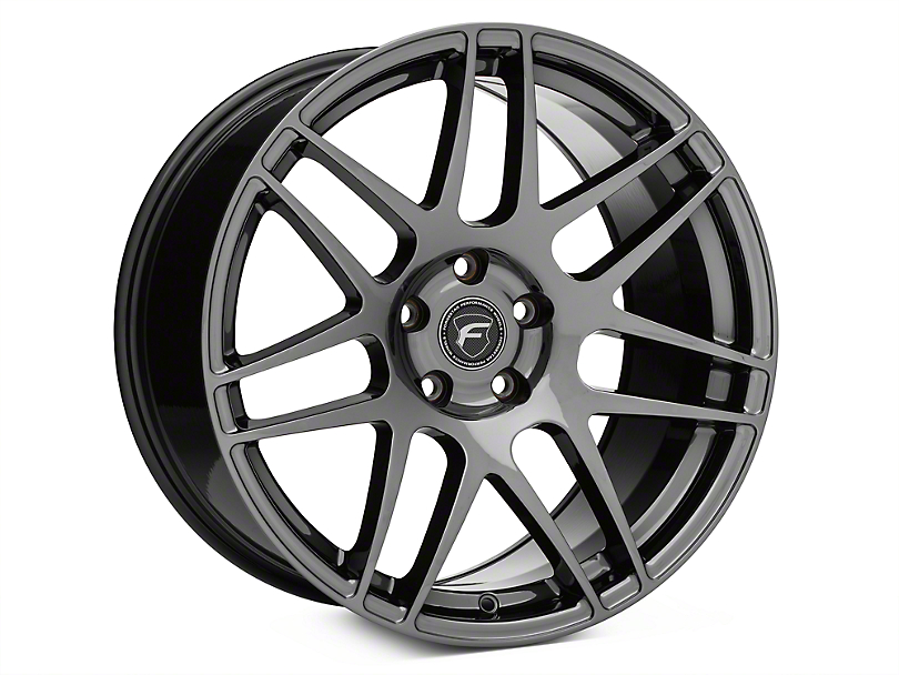 Forgestar F14 Monoblock Black Nickel Wheel - 19x10 (15-17 All)