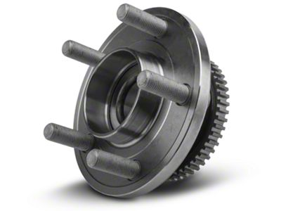 Ford Front Wheel Bearing and Hub Assembly w/ ABS Ring (15-19 All)