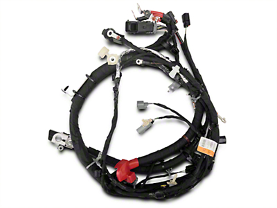 Ford Battery Cable Harness (15-18 GT w/ Manual Transmission)