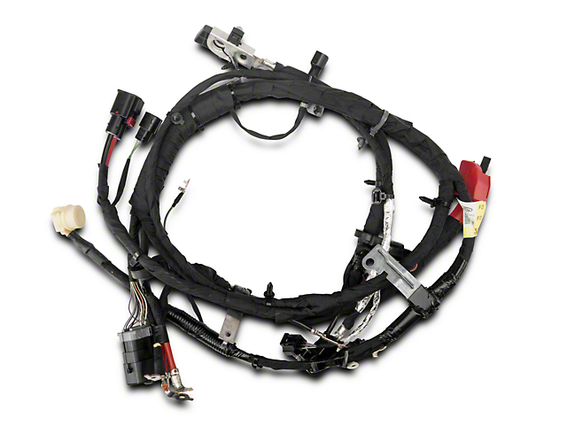 Ford Mustang Battery Cable Harness Wc96566  15