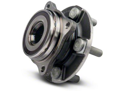 Ford Rear Wheel Bearing and Hub Assembly (15-19 All)