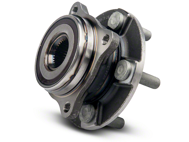 Ford Rear Wheel Bearing and Hub Assembly (15-18 All)