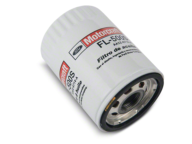 Ford Motorcraft Mustang OEM Oil Filter (15-17 GT, V6)