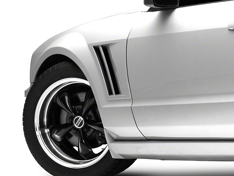 MMD Fender Vents - Unpainted (05-09 All)