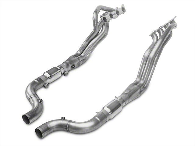 Stainless Works 1-7/8 in. Long Tube Catted Headers (15-20 GT w/ SW Cat-Back)