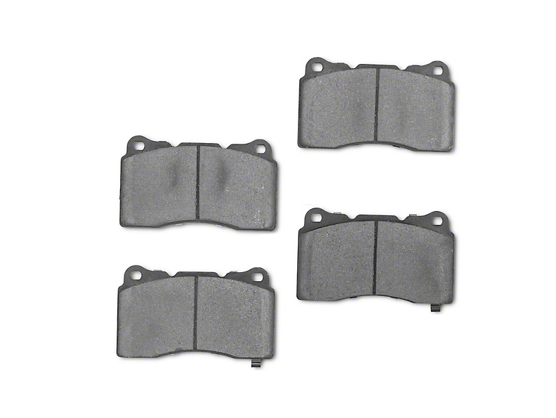 Power Stop Z23 Evolution Sport Ceramic Brake Pads - Front Pair (11-14 GT Brembo; 12-13 BOSS 302; 07-12 GT500)