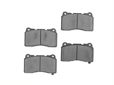 Power Stop Z23 Evolution Sport Ceramic Brake Pads - Front Pair (11-14 GT Brembo, 12-13 BOSS, 07-12 GT500)