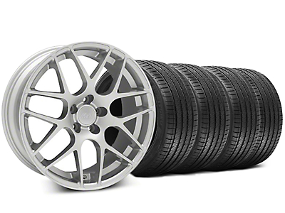 AMR Silver Wheel & Sumitomo Tire Kit - 20x8.5 (15-17 All)