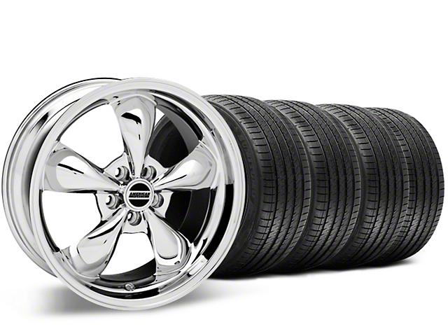 Bullitt Chrome Wheel & Sumitomo Tire Kit - 20x8.5 (15-19 EcoBoost, V6)