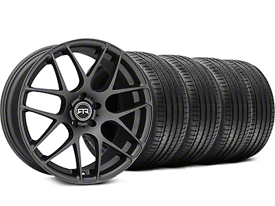 RTR Charcoal Wheel & Sumitomo Tire Kit - 19x9.5 (15-17 All)
