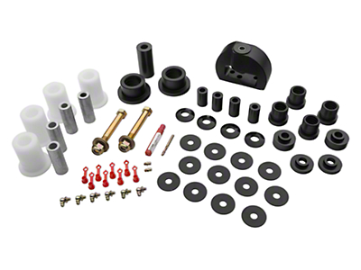 Full Tilt Boogie Complete Rear IRS Bushing Kit (99-04 Cobra)