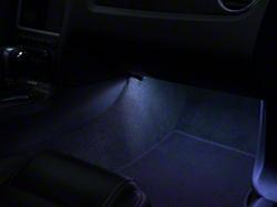20052009 Mustang Interior LED Lighting  AmericanMuscle  Free