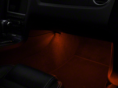 Axial 15 in. LED Strips - Amber (79-18 All)