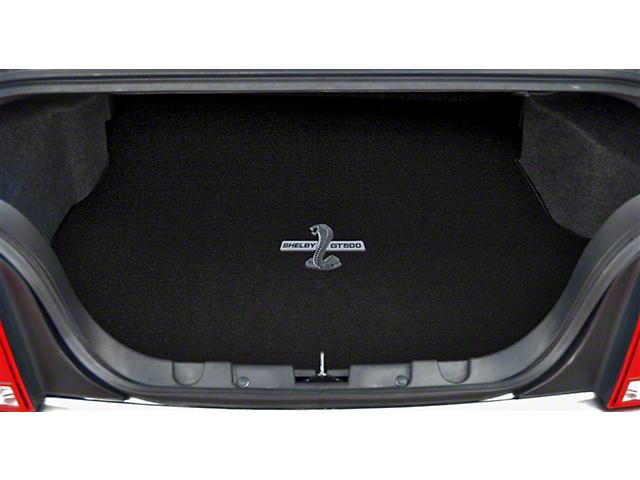 Lloyd Trunk Mat w/ Shelby GT500 Logo - Black (15-20 All)