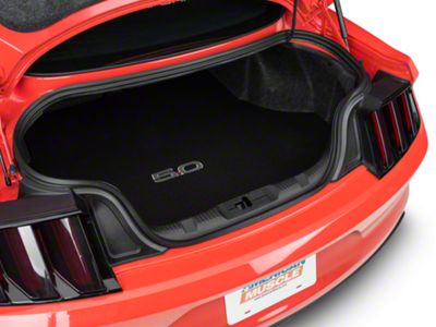 Lloyd Trunk Mate - 5.0 Logo - Coupe/Convertibl (15-19 All)