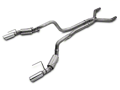 Borla 3 in. Touring Cat-Back Exhaust w/ X-Pipe (05-09 GT, GT500)