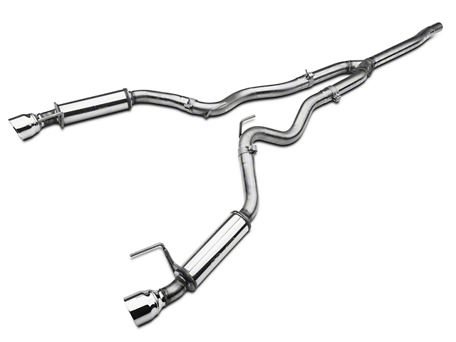 Magnaflow Competition Cat-Back Exhaust (15-18 EcoBoost)