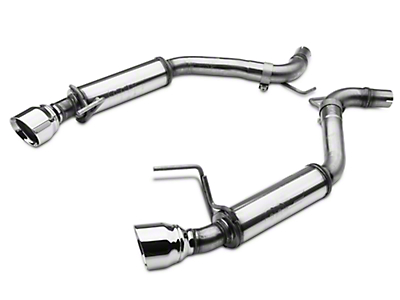 Magnaflow Competition Axle-Back Exhaust (15-19 EcoBoost w/o Active Exhaust)