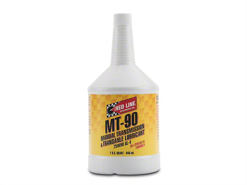Red Line MT-90 75w90 GL-4 Transmission Gear Oil