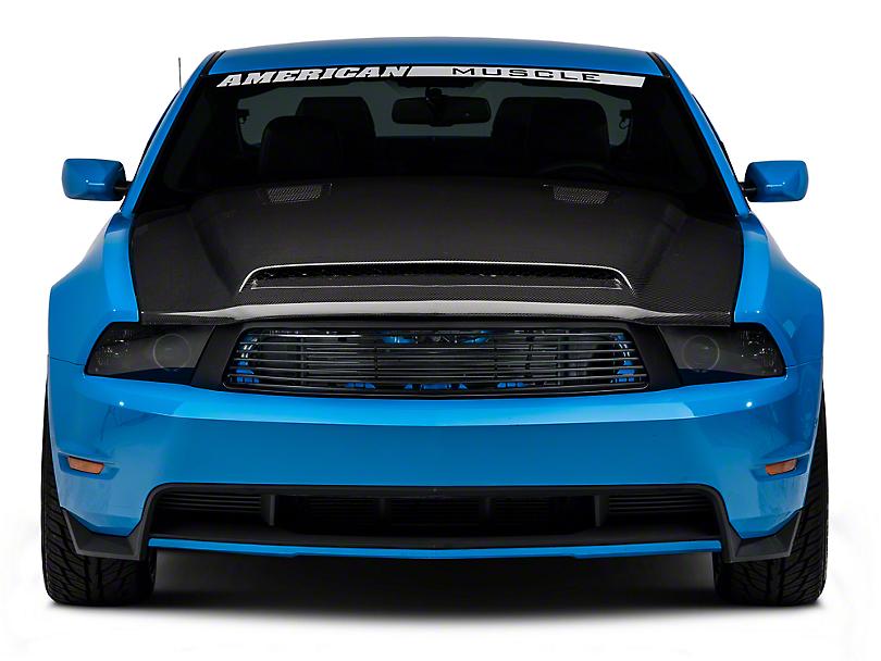 BMC Manta Ray Hood - Carbon Fiber (10-12 GT, V6)