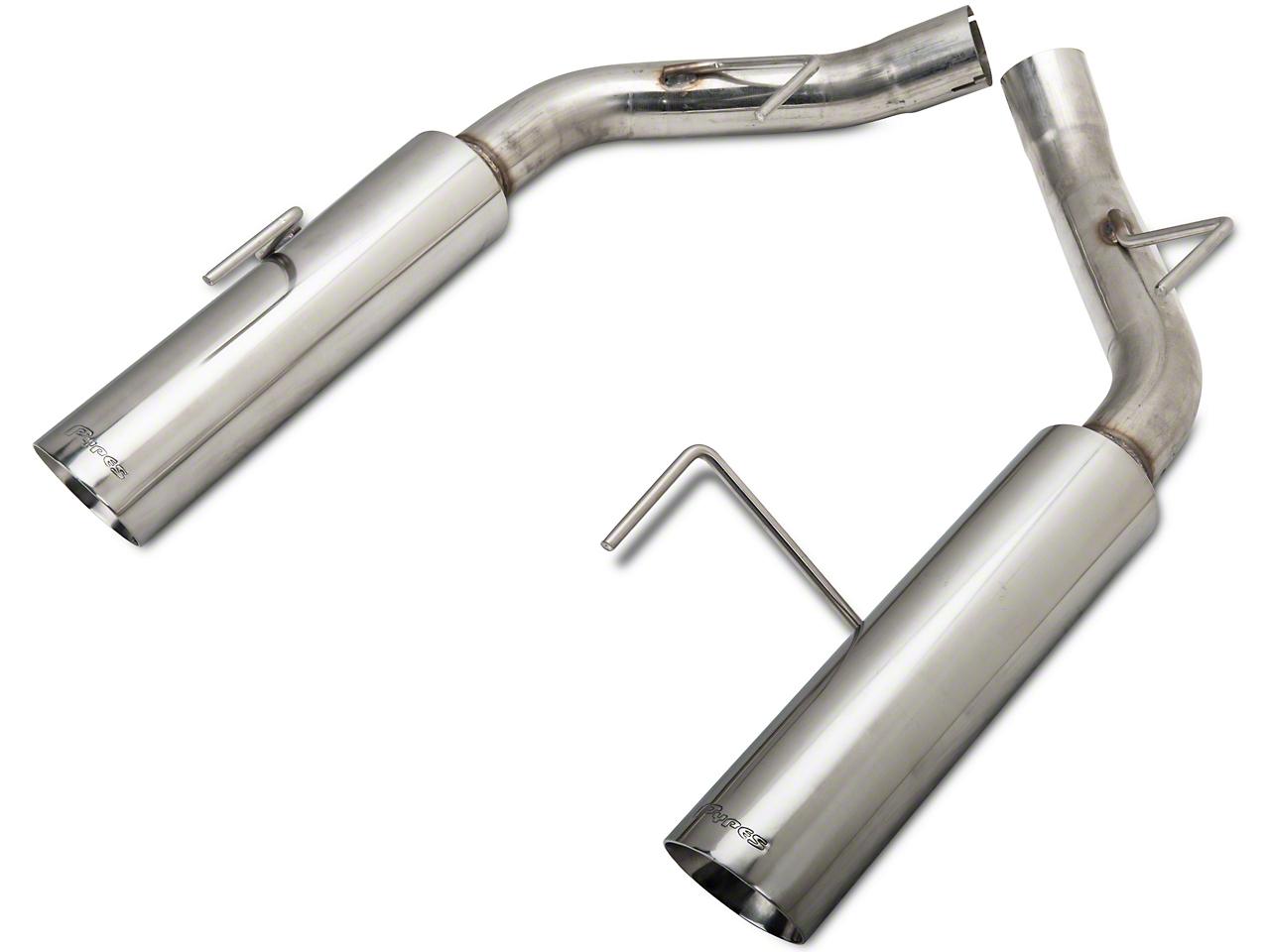 Pypes Pype-Bomb Axle-Back Exhaust (05-10 GT, GT500)