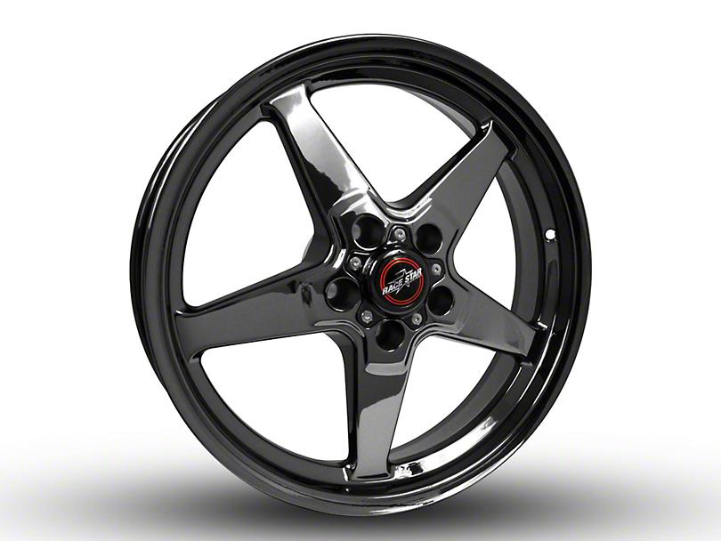 Race Star Dark Star Drag Wheel - 18x5 (15-18 GT, EcoBoost, V6)